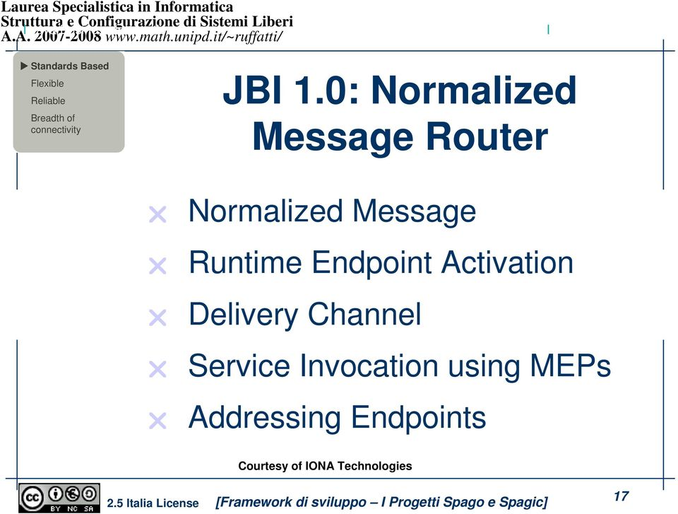 0: Normalized Message Router Normalized Message Runtime Endpoint
