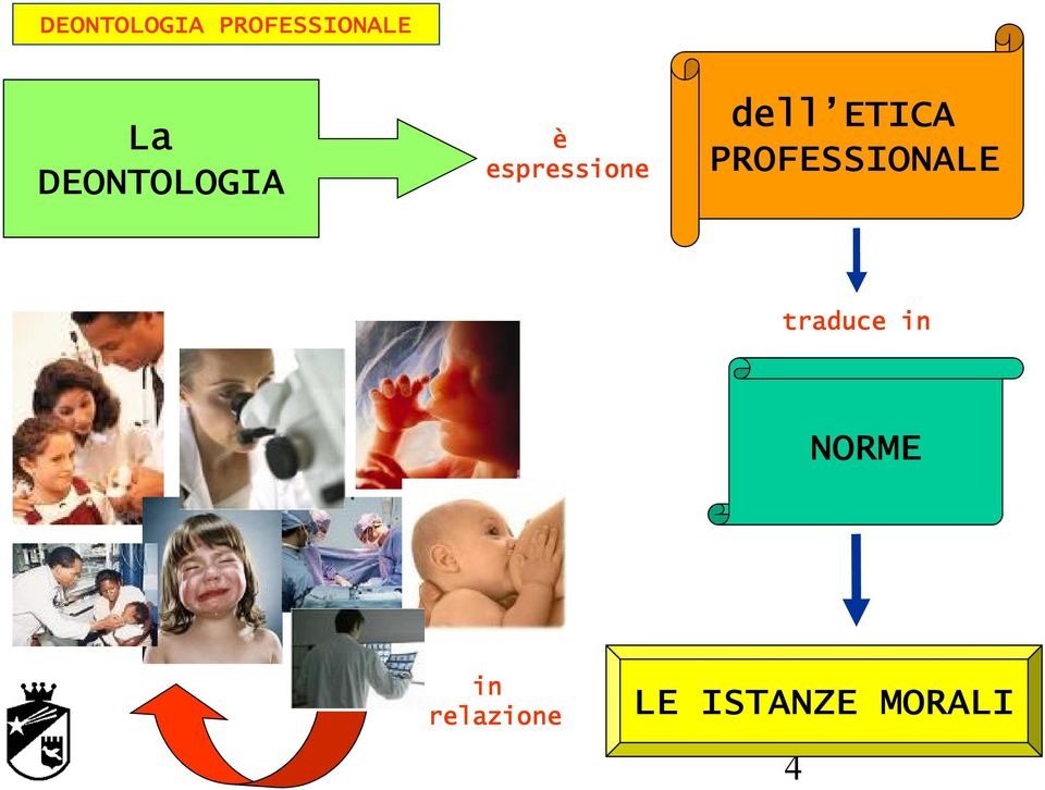 PROFESSIONALE traduce in