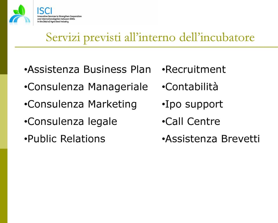 Consulenza Marketing Consulenza legale Public