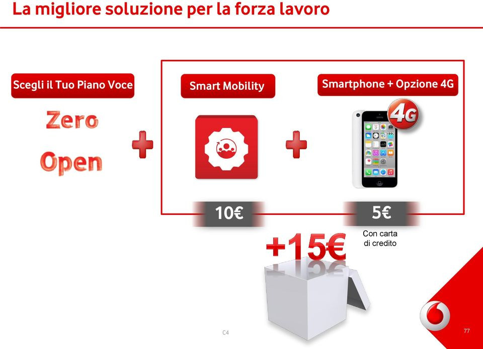 Smart Mobility Smartphone +