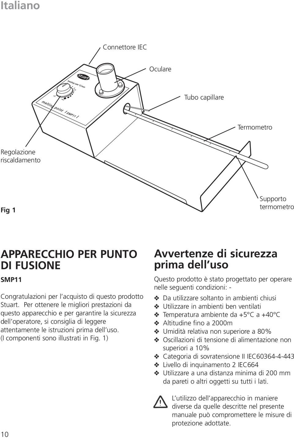 (I componenti sono illustrati in Fig.