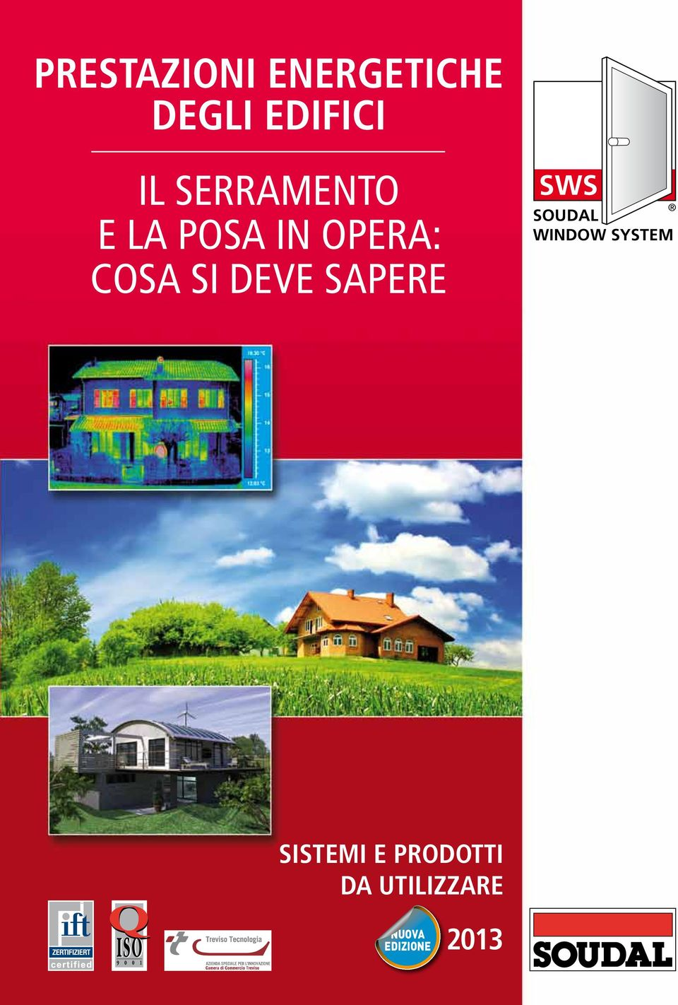 DEVE SAPERE SWS SOUDAL WINDOW SYSTEM