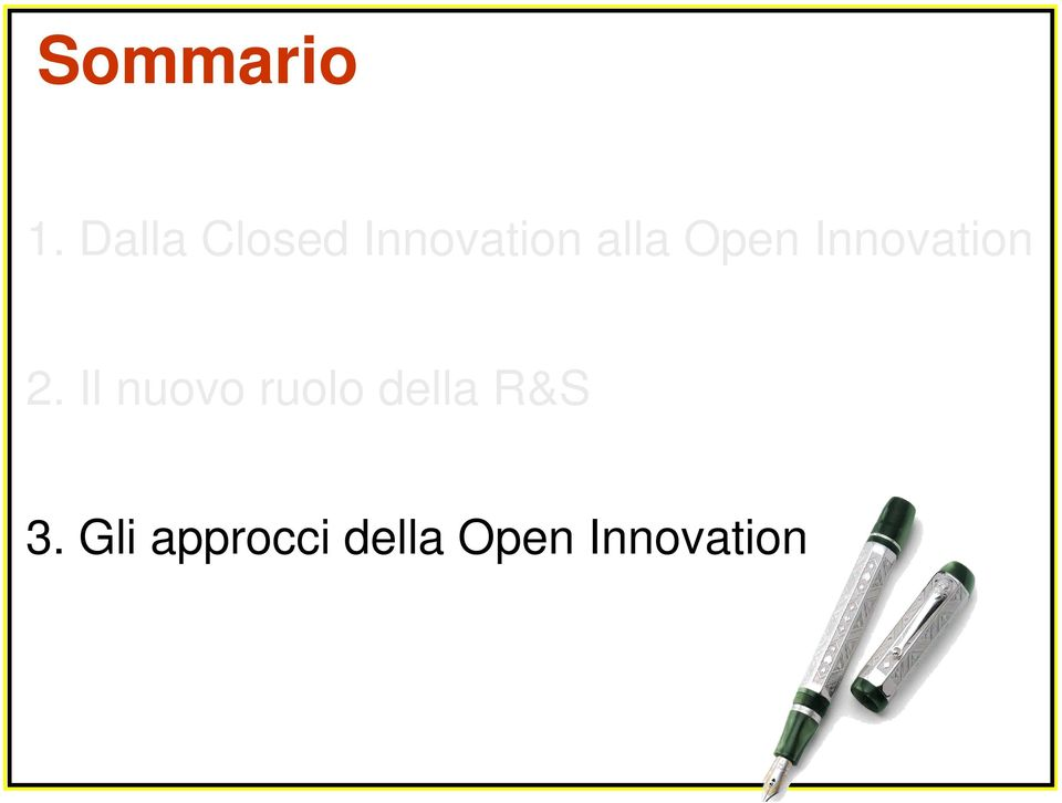 Open Innovation 2.