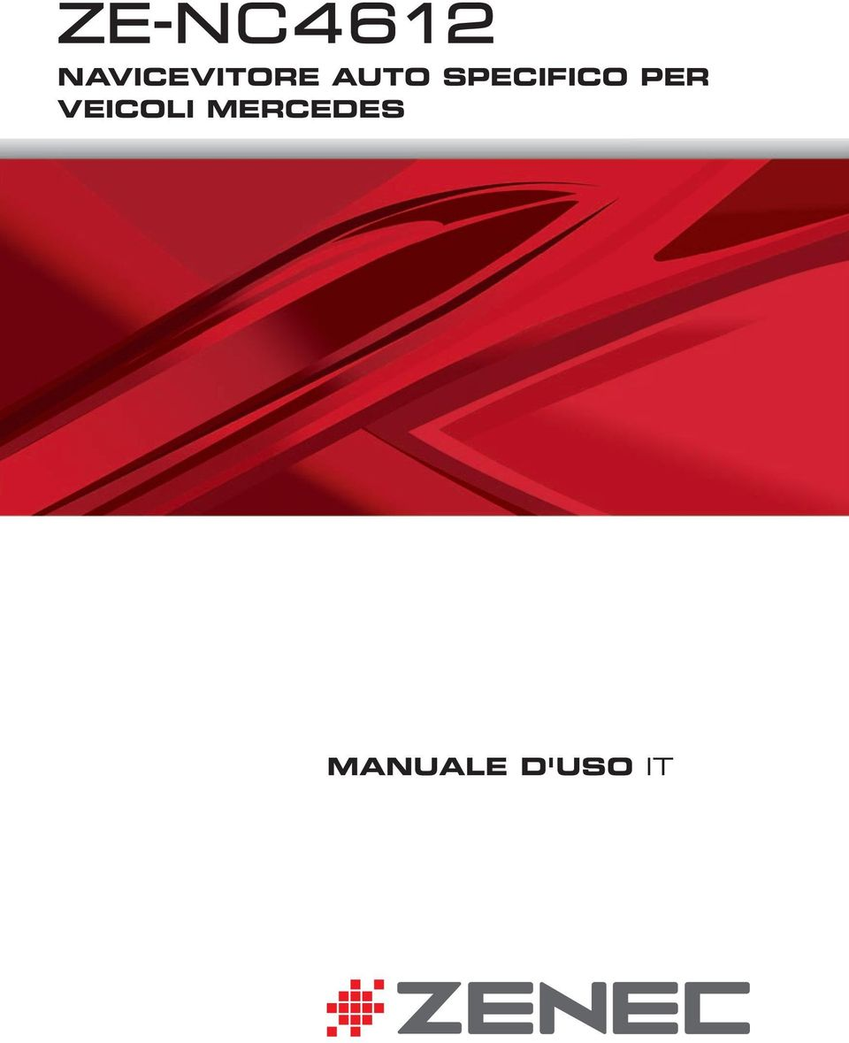 MERCEDES USER MANUAL