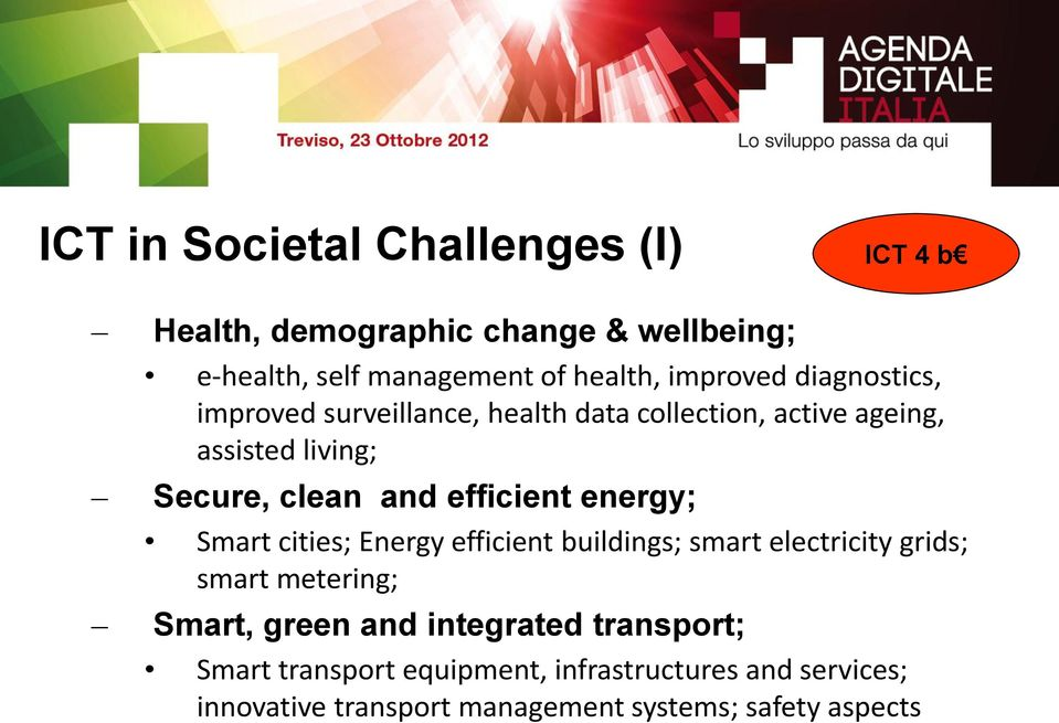 efficient energy; Smart cities; Energy efficient buildings; smart electricity grids; smart metering; Smart, green and