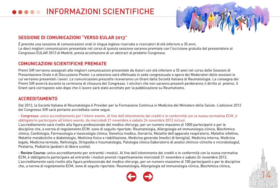 abstract al predetto Congresso.