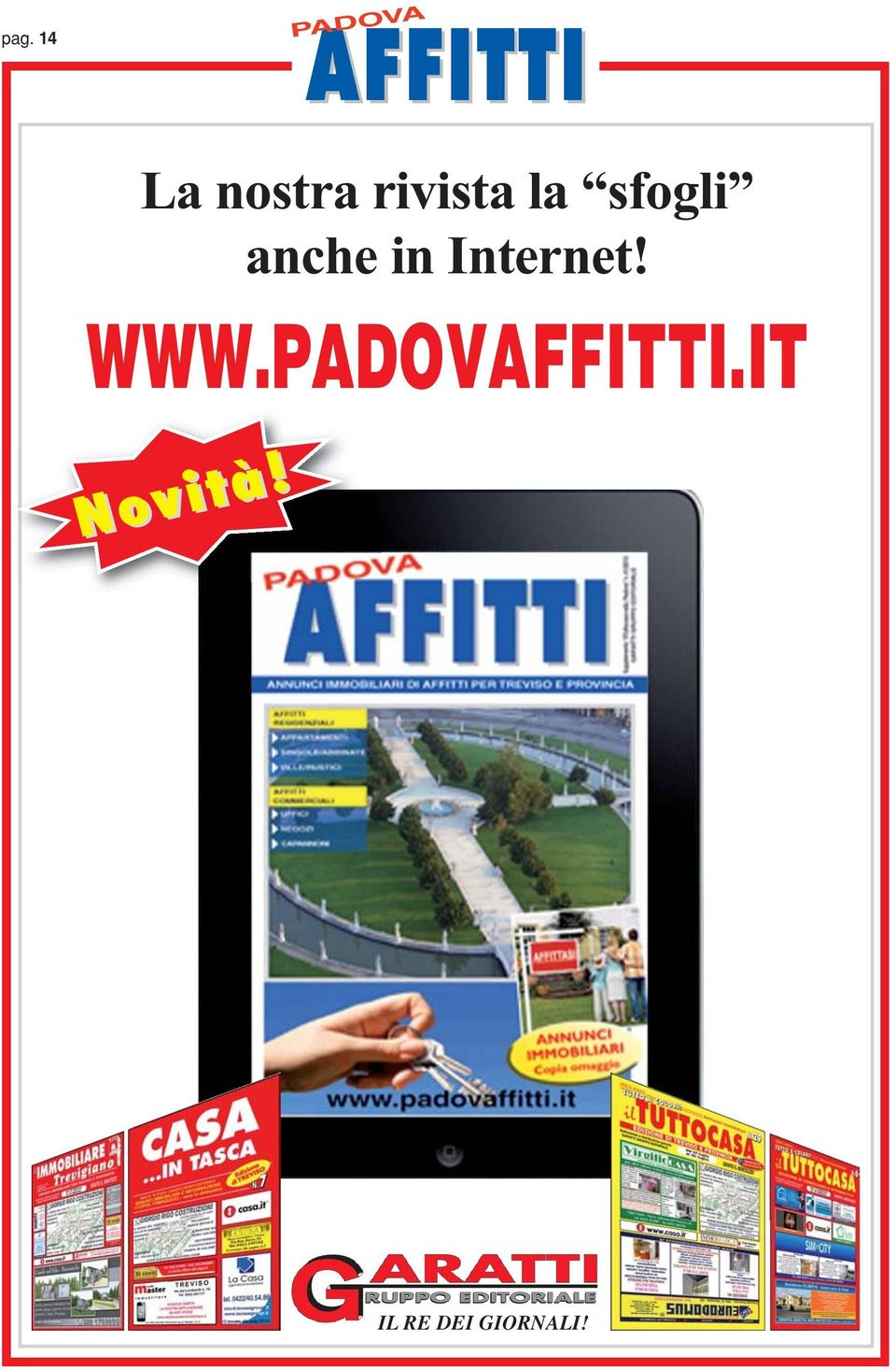 in Internet! WWW.FFITTI.