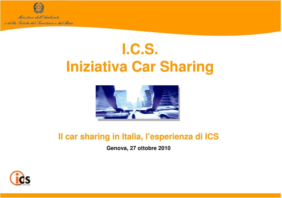 Il car sharing in