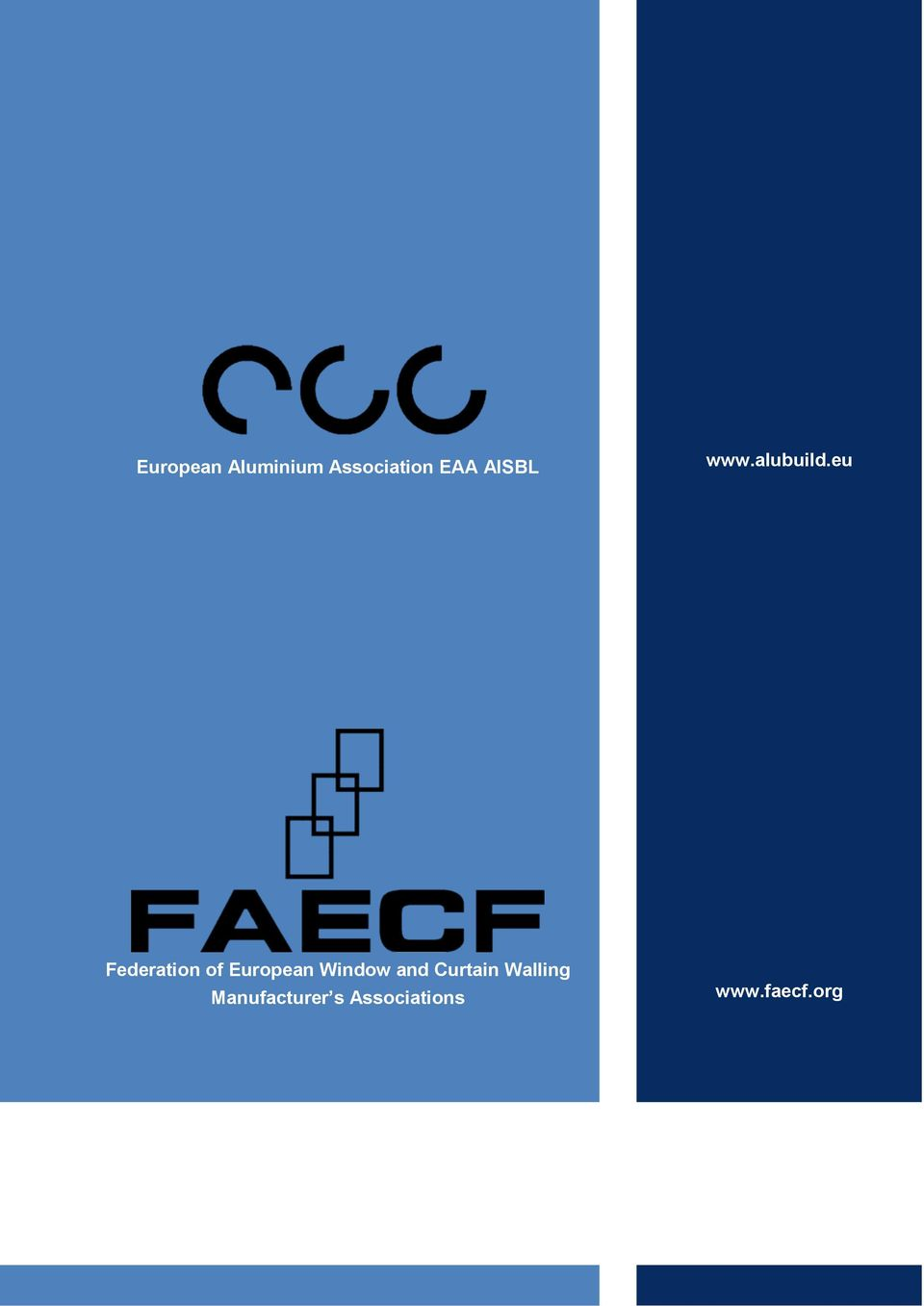 eu Federation of European Window and Curtain Walling