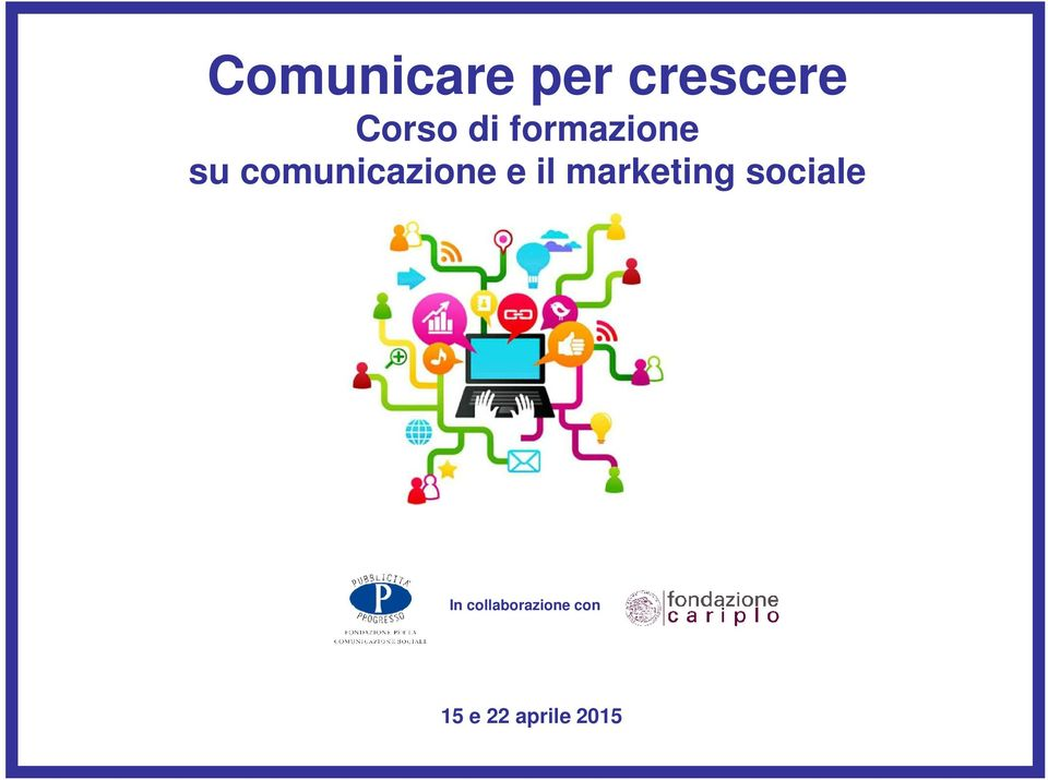 e il marketing sociale In