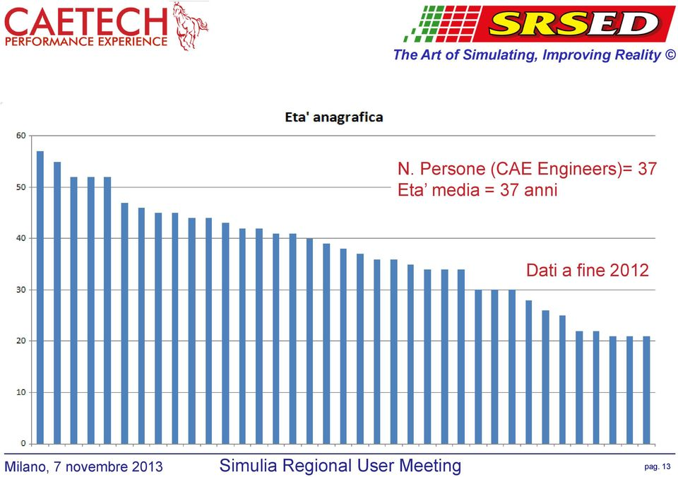 Persone (CAE Engineers)= 37