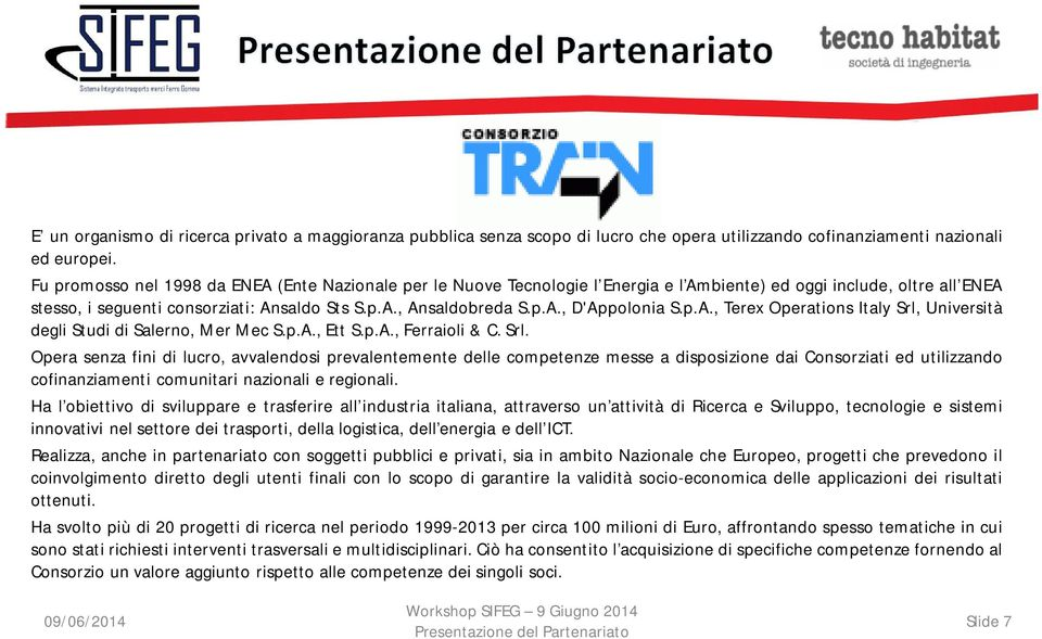 p.A., Terex Operations Italy Srl,