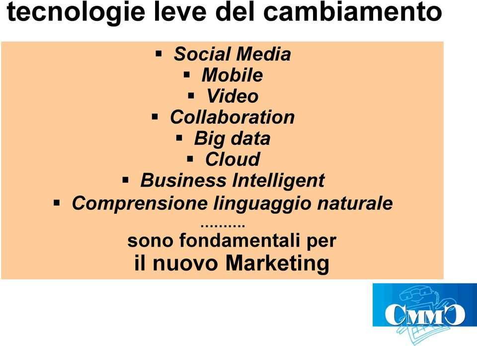 Business Intelligent Comprensione linguaggio