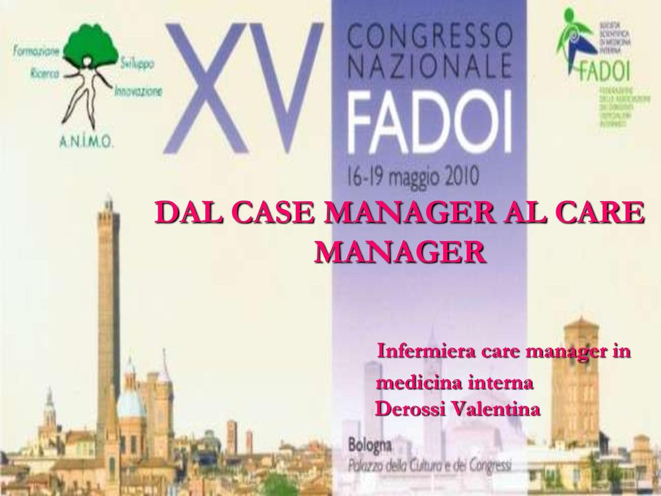 care manager in