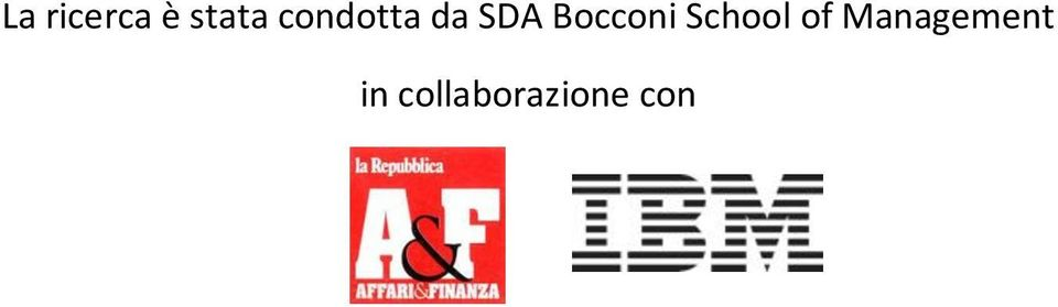 Bocconi School of