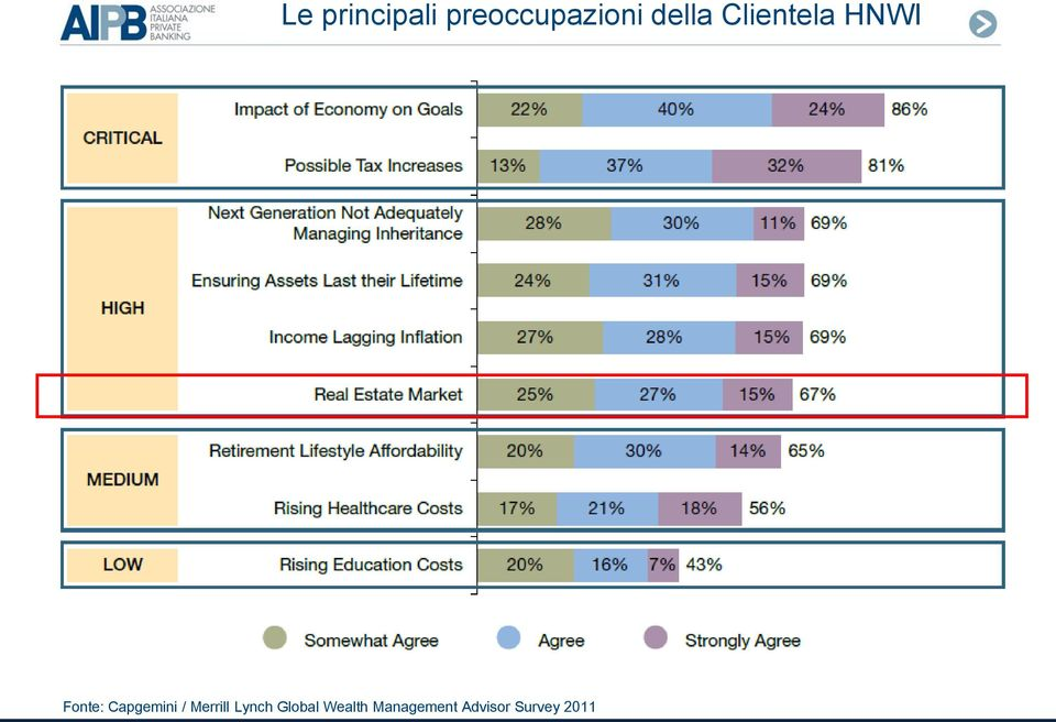 Capgemini / Merrill Lynch