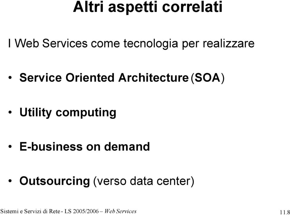 computing E-business on demand Outsourcing (verso data