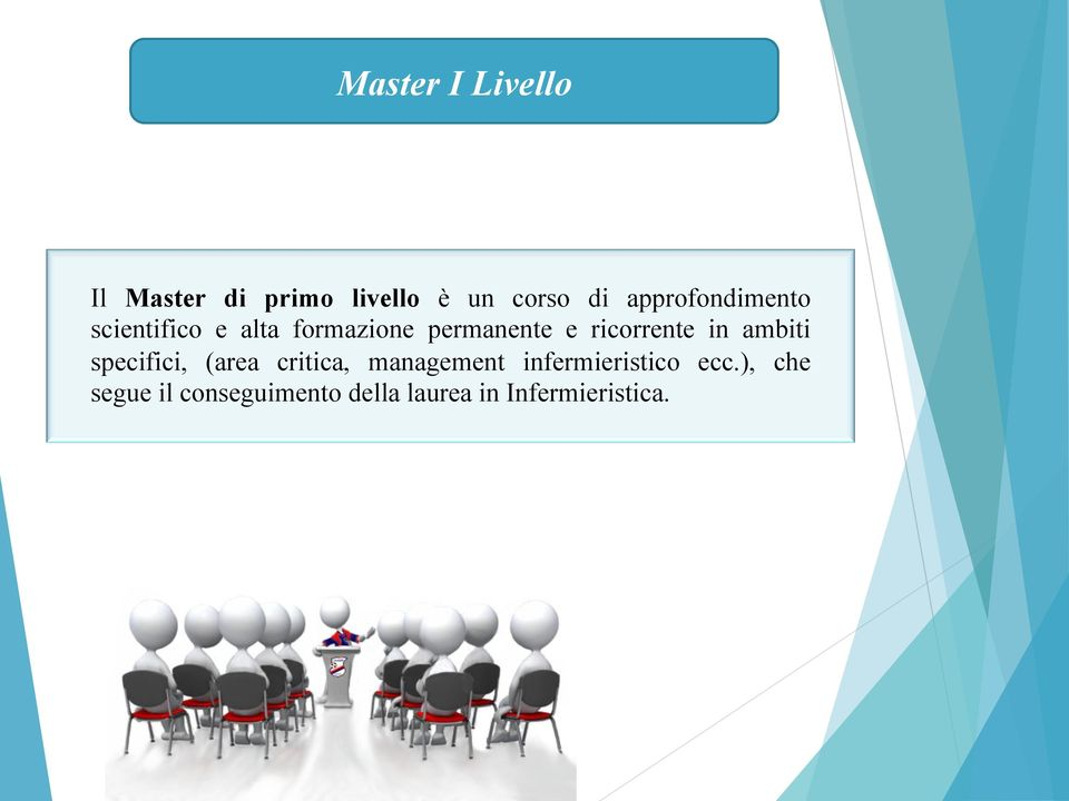 ricorrente in ambiti specifici, (area critica, management