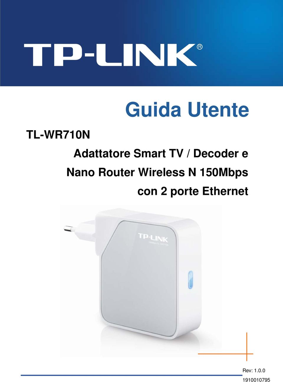 Nano Router Wireless N 150Mbps