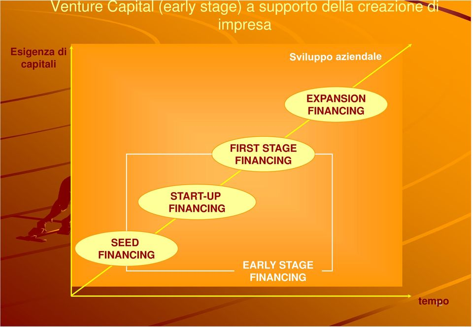 EXPANSION FINANCING FIRST STAGE FINANCING