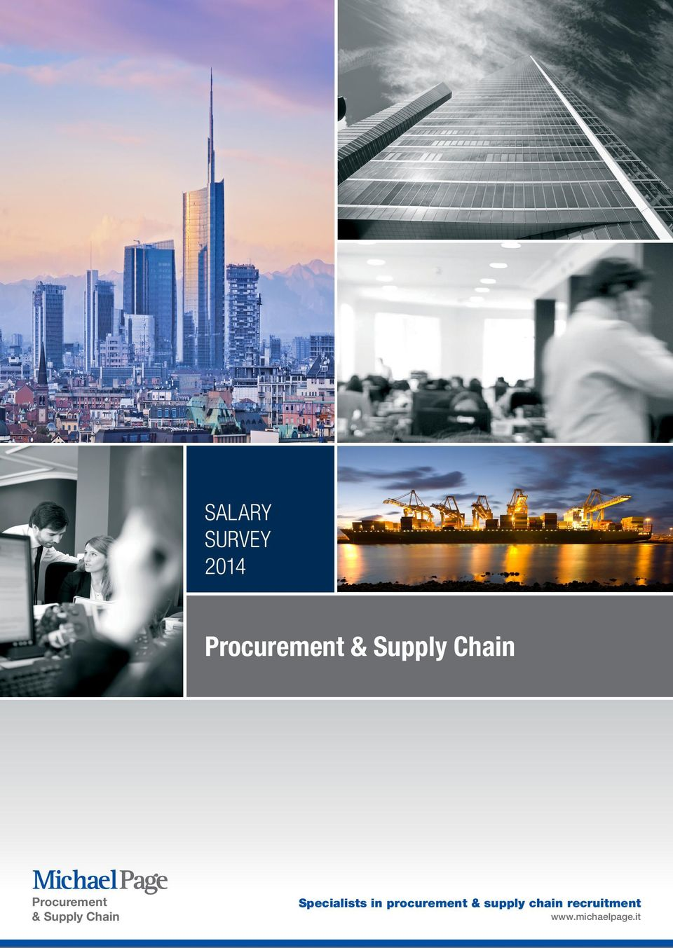 Chain Specialists in procurement &
