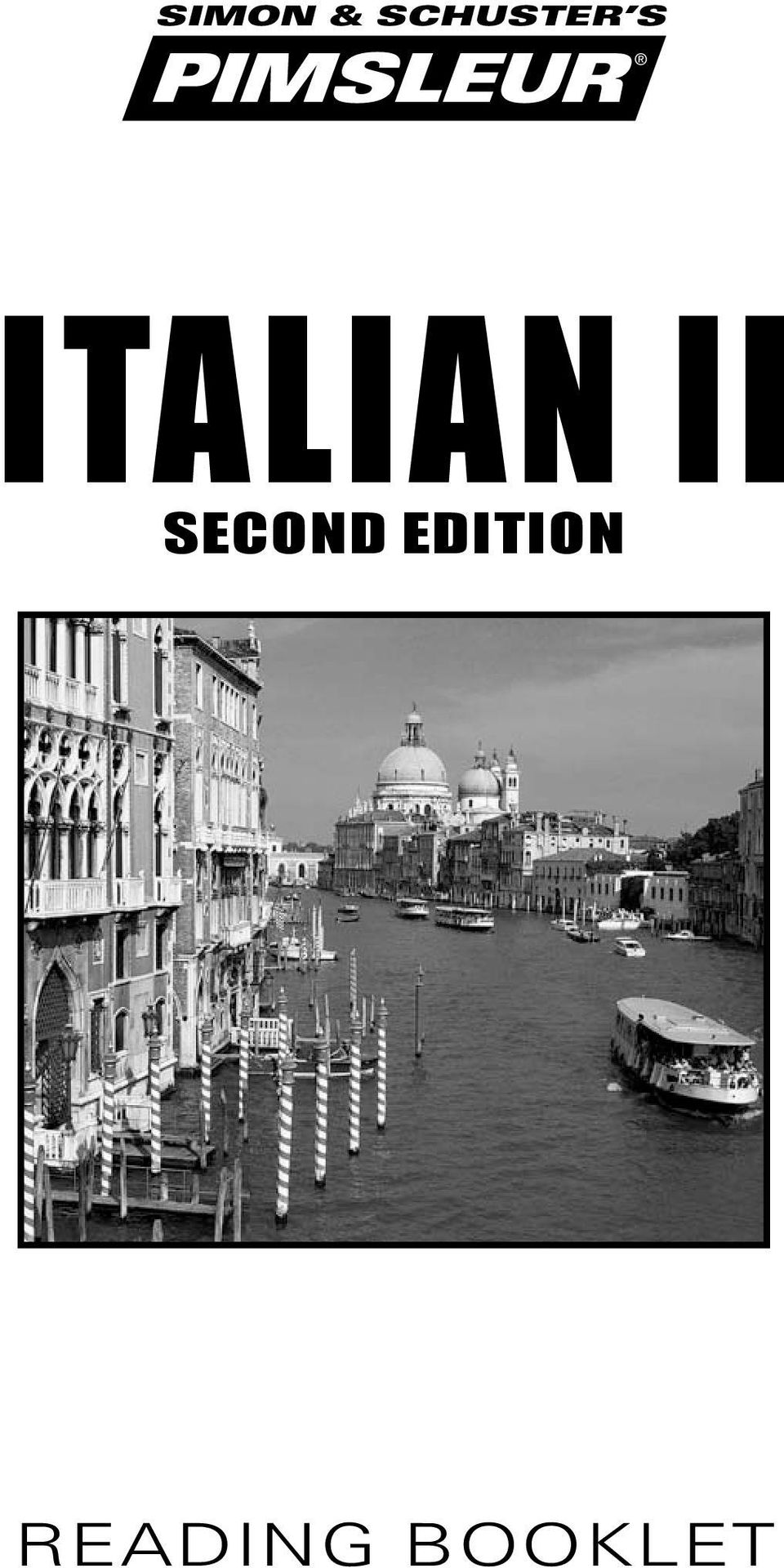 ITALIAN II second