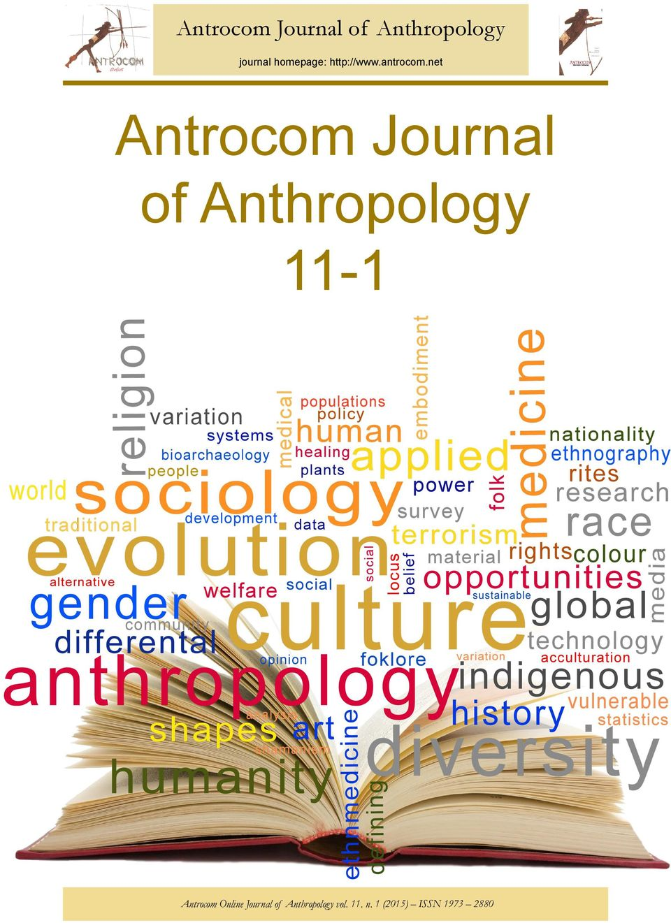 net Antrocom Journal of Anthropology 11-1