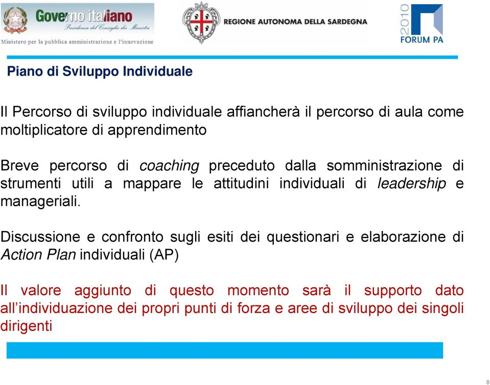 di leadership e manageriali.