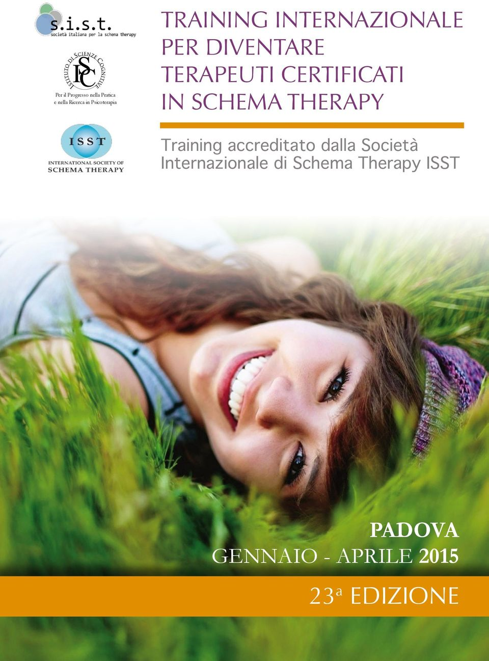 Schema Therapy Training accreditato dalla Società