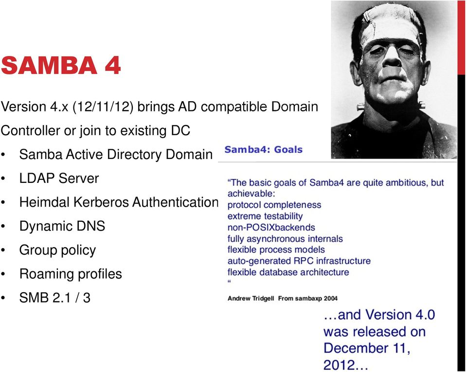 join to existing DC Samba Active Directory Domain LDAP