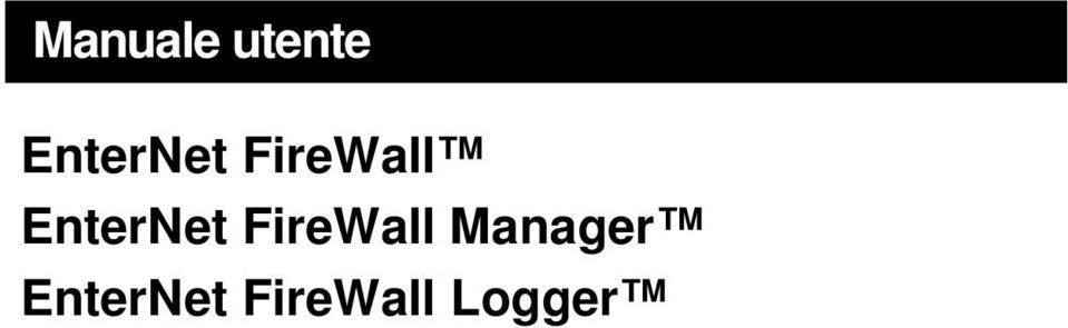 Manager  Logger