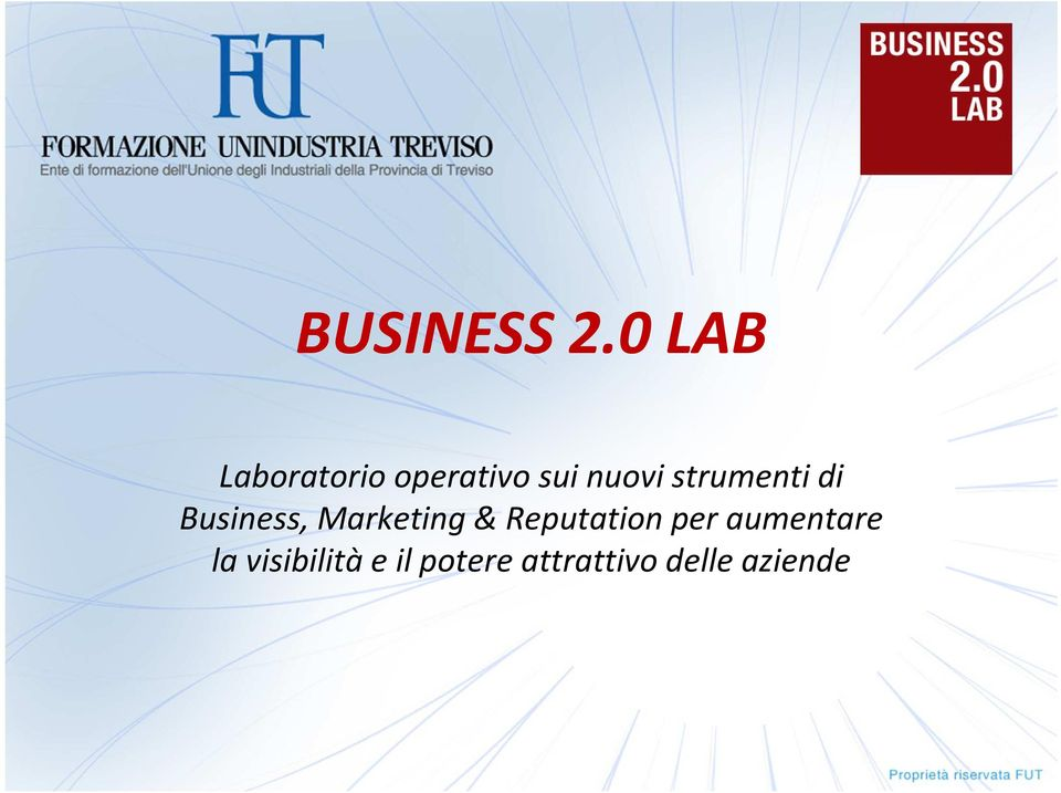 strumenti di Business, Marketing &