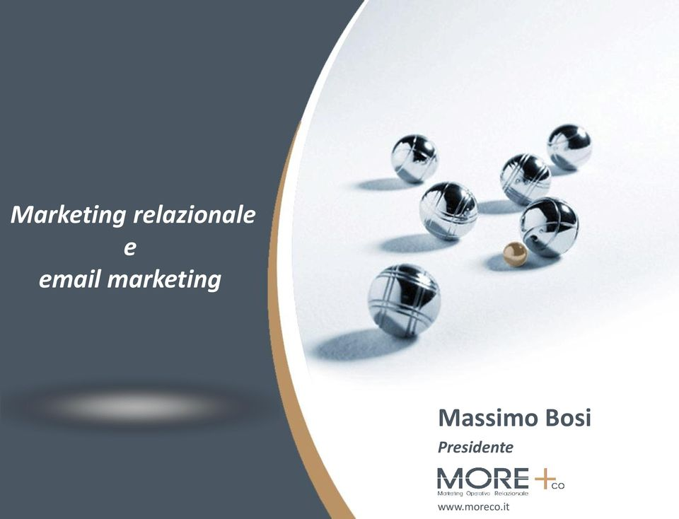 marketing Massimo