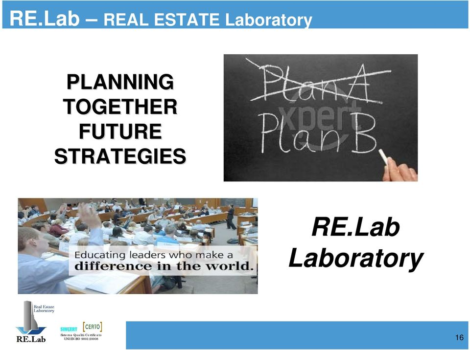 TOGETHER FUTURE STRATEGIES