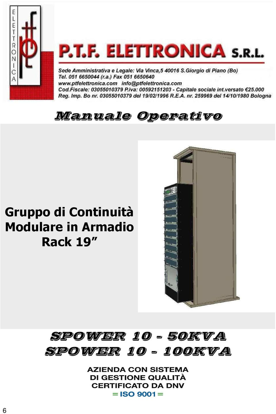 Rack 19 SPOWER 10
