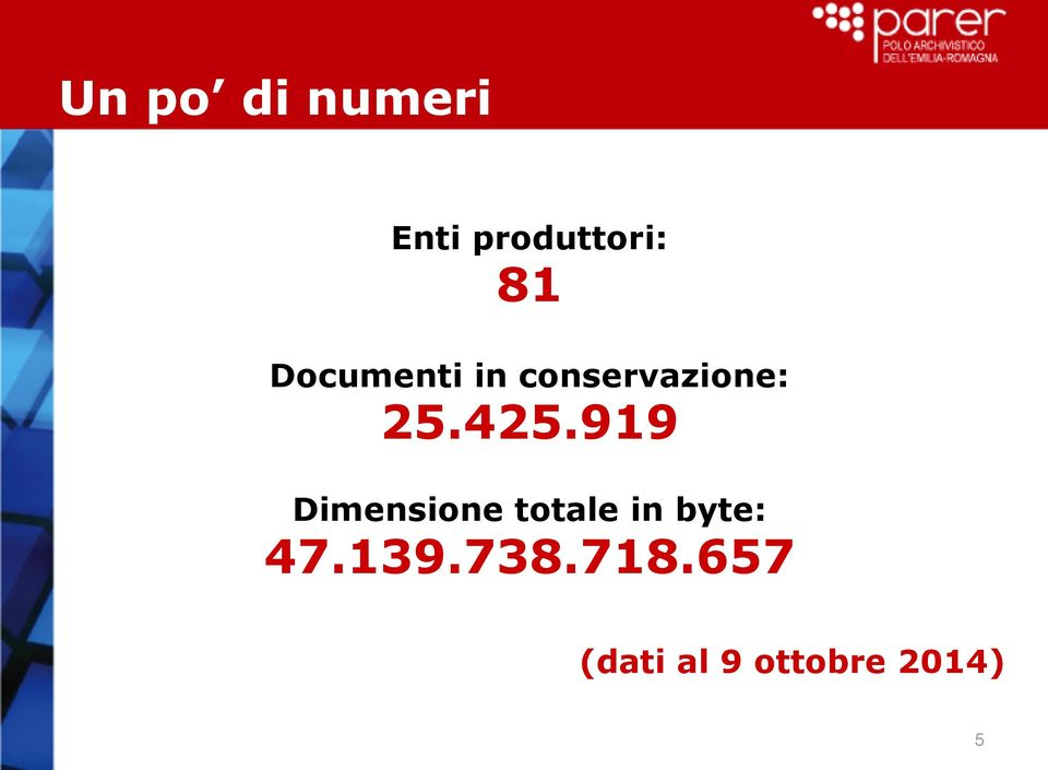 919 Dimensione totale in byte: 47.