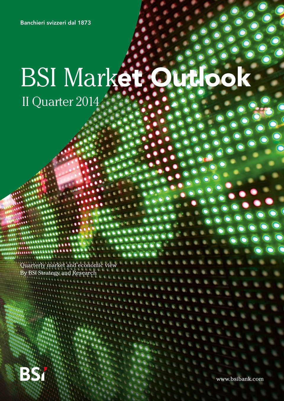 Quarterly market and economic view
