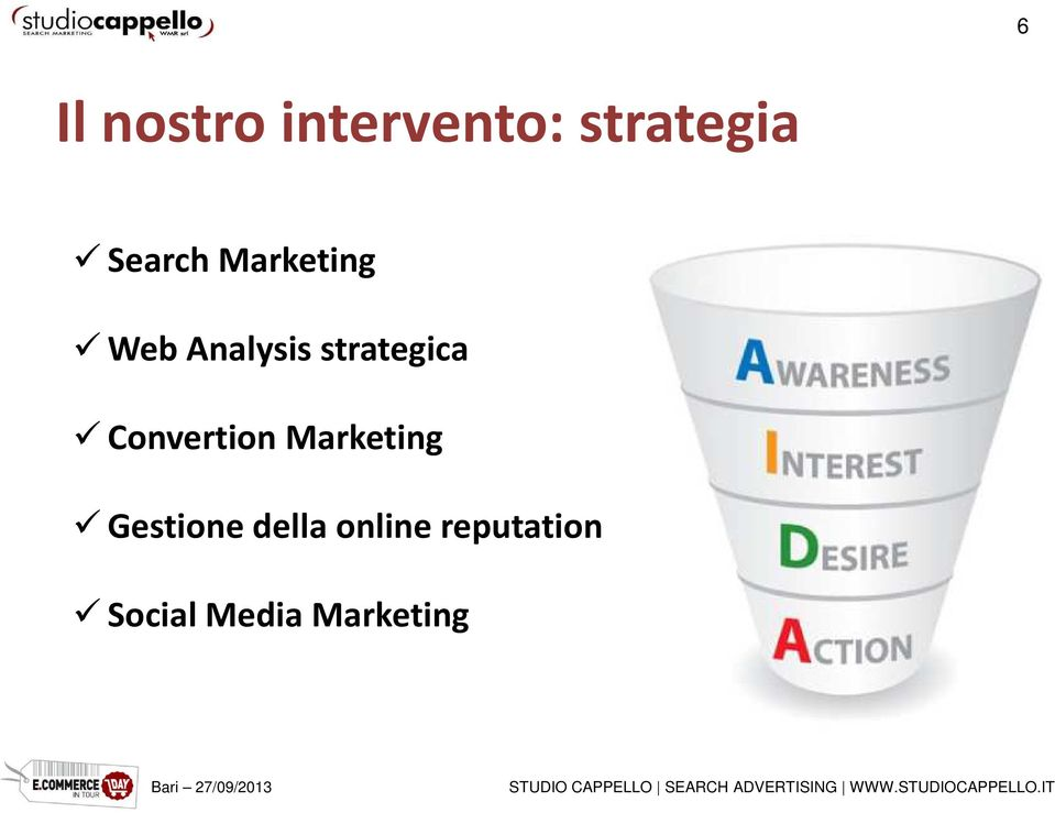 strategica Convertion Marketing
