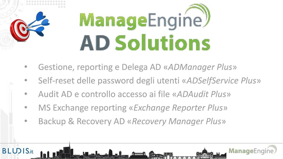 controllo accesso ai file «ADAudit Plus» MS Exchange reporting