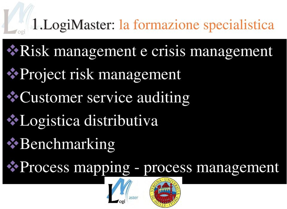 management Customer service auditing Logistica