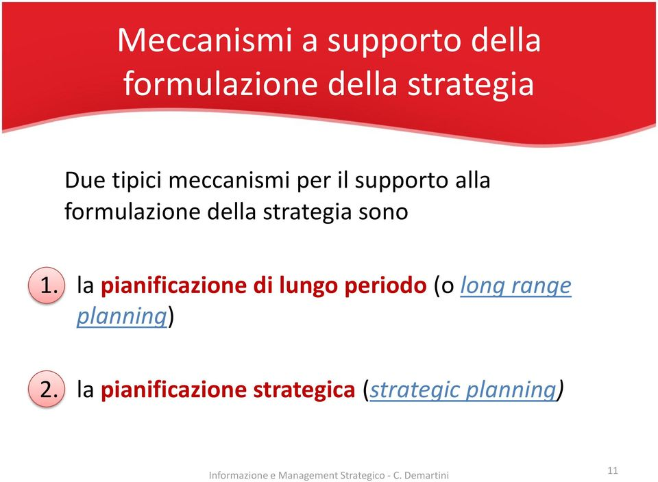 strategia sono 1.