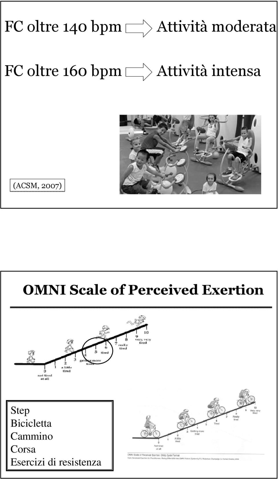 2007) OMNI Scale of Perceived Exertion