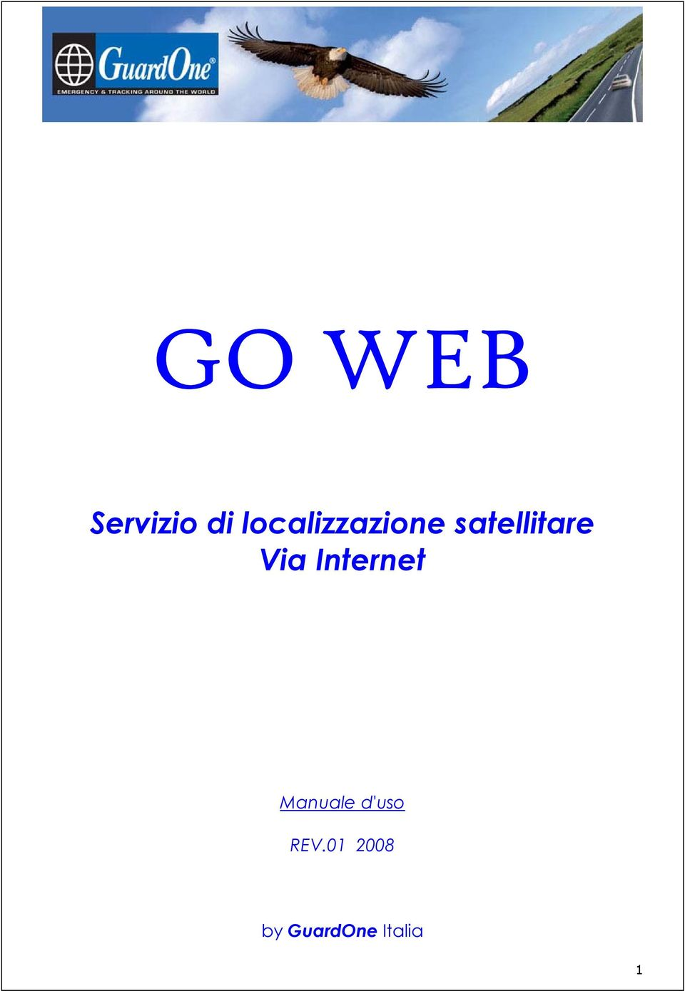 Via Internet Manuale d'uso