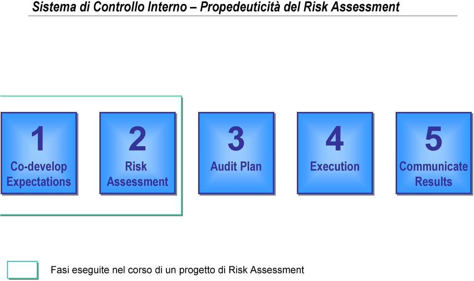 Assessment Audit Plan Execution Communicate Results