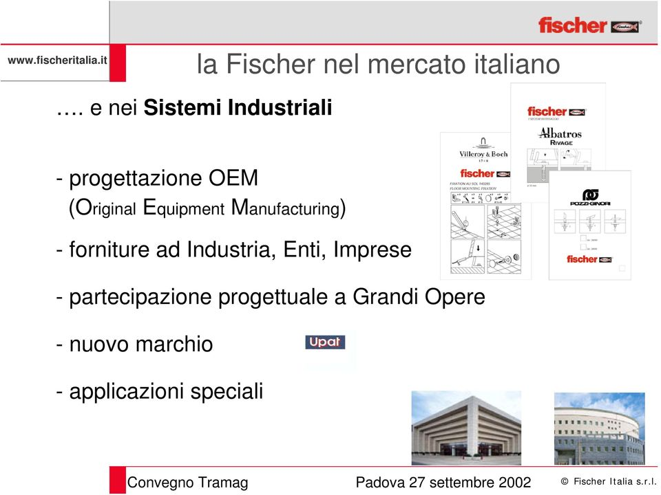 Equipment Manufacturing) - forniture ad Industria, Enti, Imprese