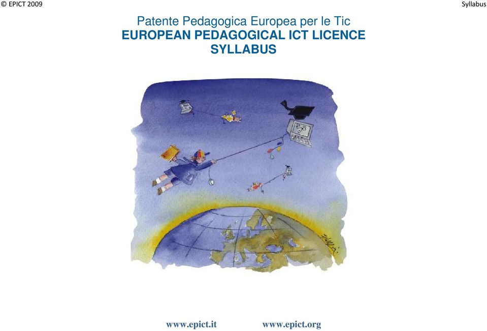 PEDAGOGICAL ICT LICENCE