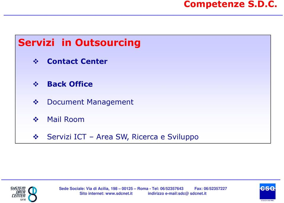 Office Document Management Mail