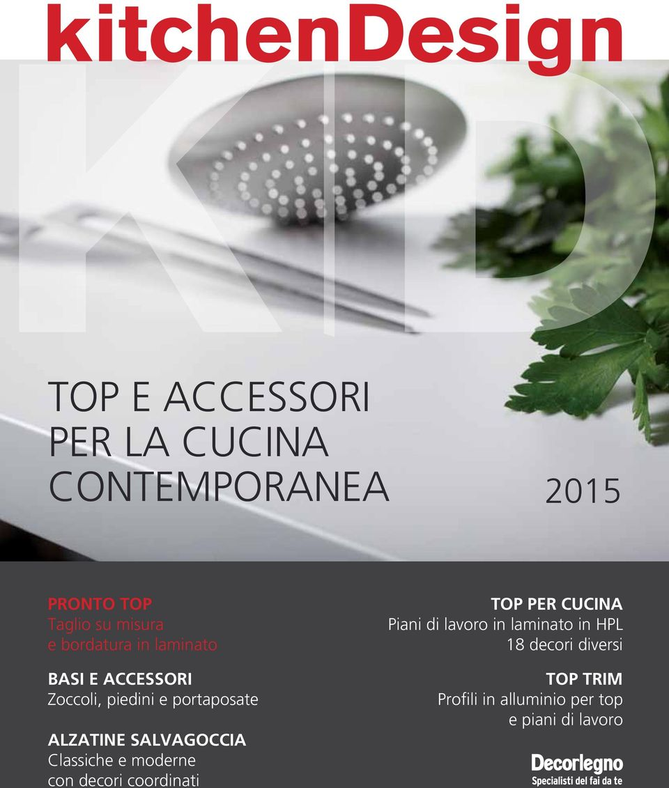 Top e accessori per la cucina contemporanea top per - Accessori per la cucina ...