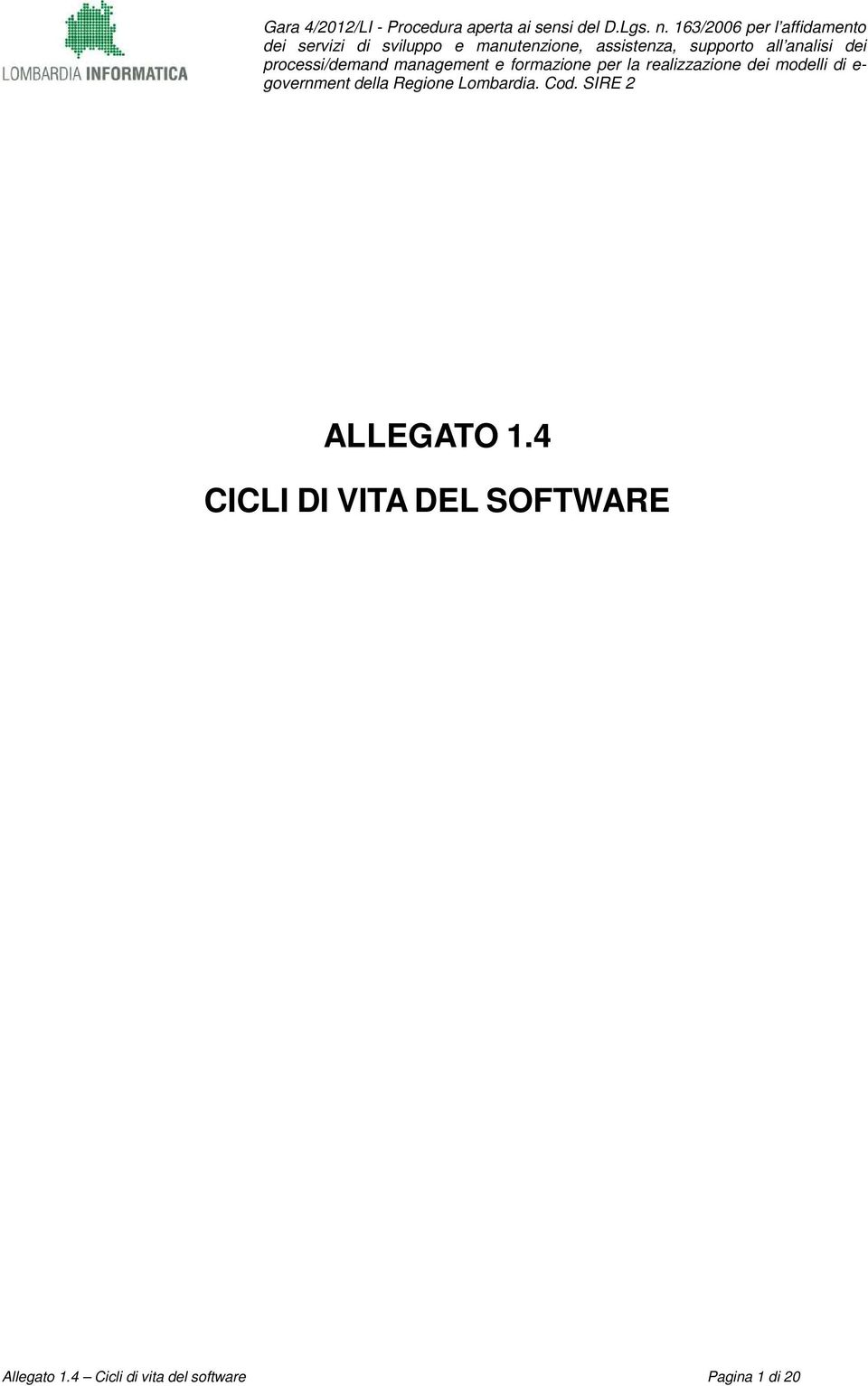 SOFTWARE Allegato 1.