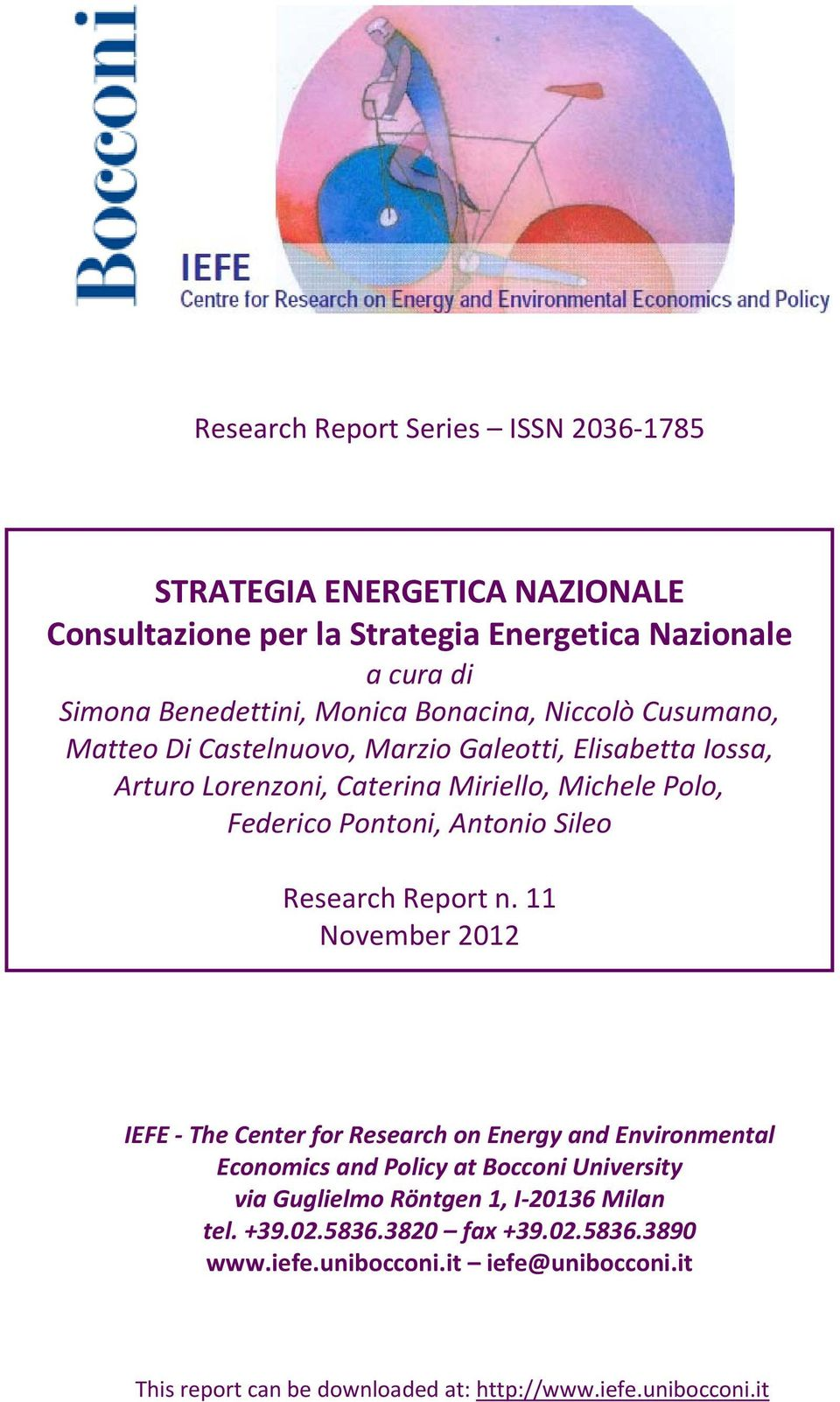 Sileo Research Report n.